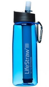 Бутилка за вода с филтър