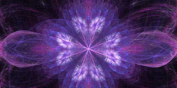 Виолетова енергия