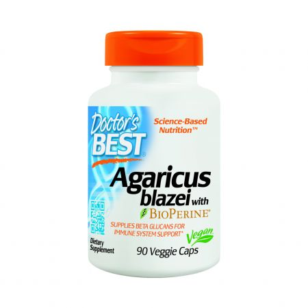 Агарикус Блазей Doctor`s Best Agaricus Blazei