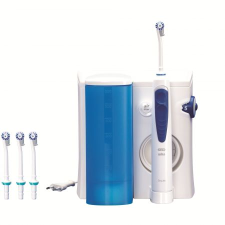 Зъбен душ Oral B с избелваща функция