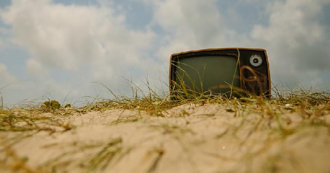 Телевизор ретро