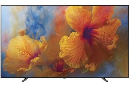 Телевизор QLED Smart Samsung