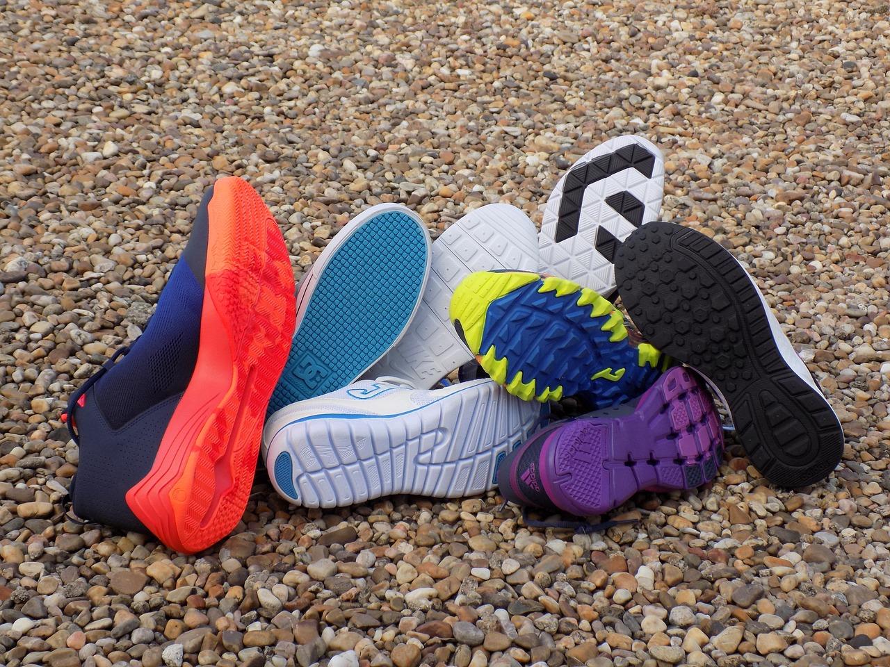 Обувки за спортни маниаци
