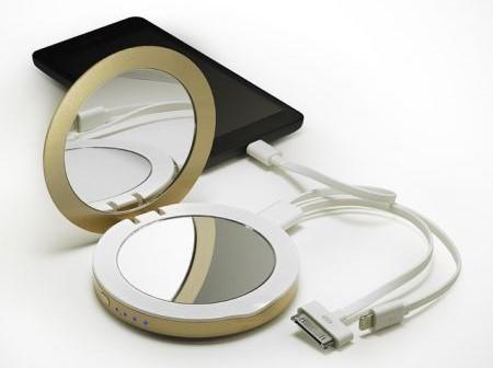 Огледало с LED подсветка Hyper Pearl Mirror