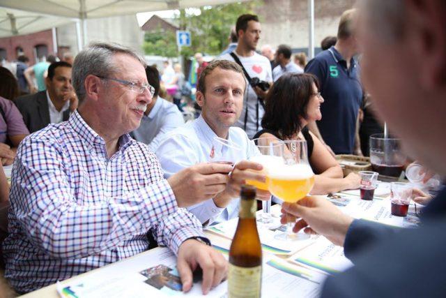 Какво пият световните лидери?