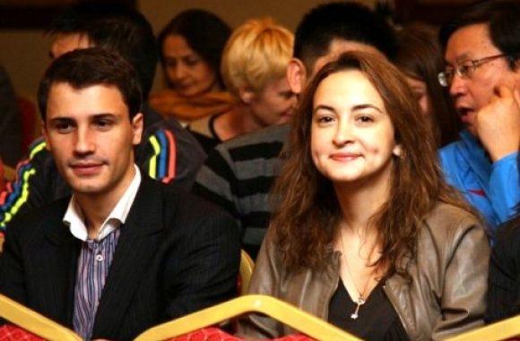 Антоанета Стефанова, Иван Чепаринов, шахмат
