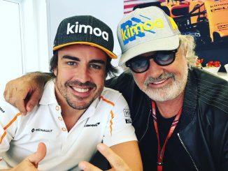 Формула 1, Фернандо Алонсо, Флавио Бриаторе