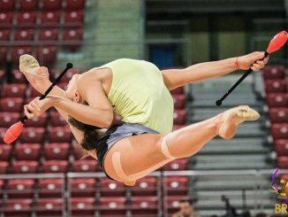 Катрин Тасева, Жена на годината, художествена гимнастика