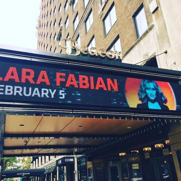 Лара Фабиан се завръща в България през декември