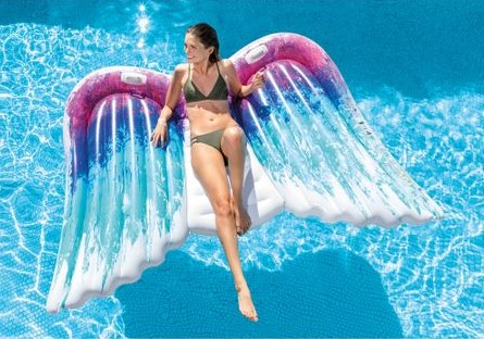 Надуваем дюшек Angel Wings Multicolor