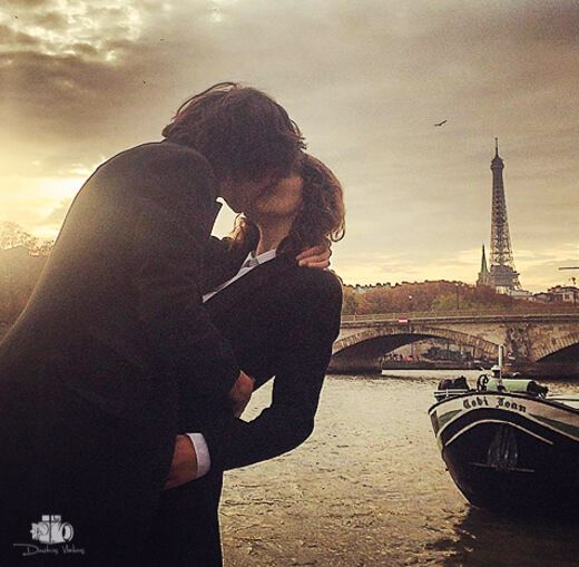 """""""Френската целувка"""" е измислена от американци"""