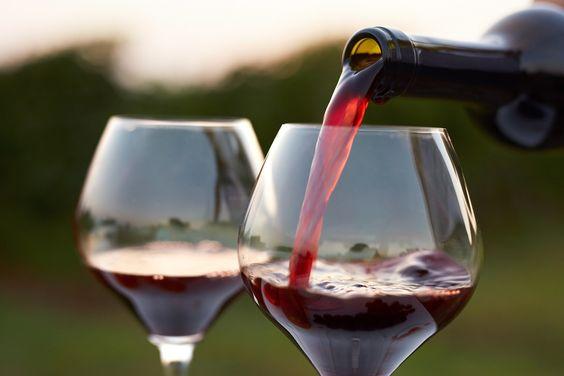 Червеното вино е приятел на храносмилателната система
