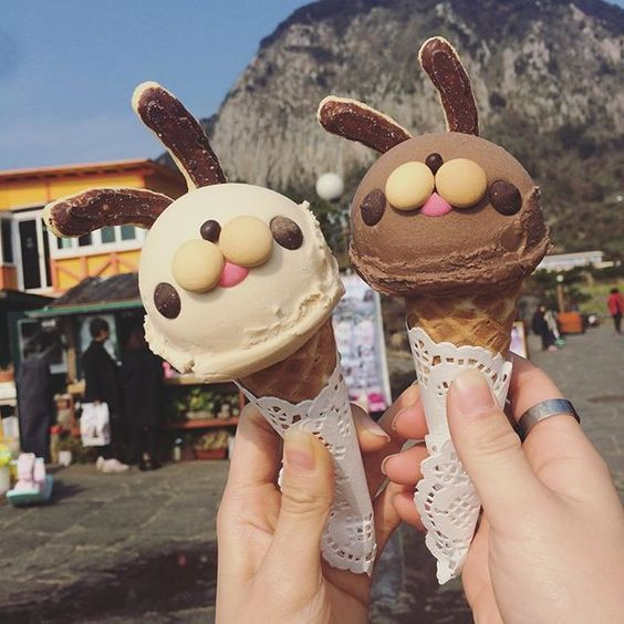 Ближи си сладоледа
