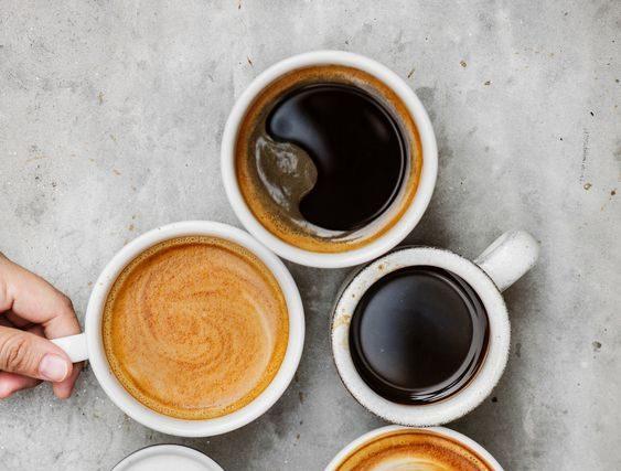 Намалете кафето през зимата